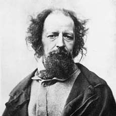 Alfred Lord Tennyson photo #2944, Alfred Lord Tennyson image