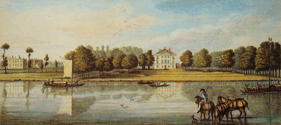 Marble Hill House 1749