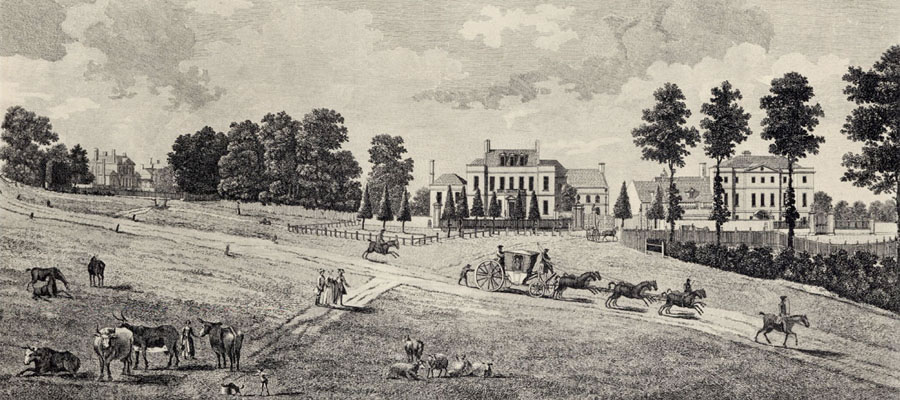 Twickenham Common 1753