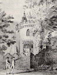 Strawberry Hill, The creation of Horace Walpole - Twickenham Museum