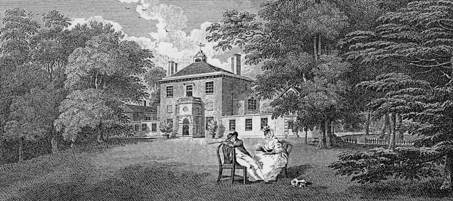 Whitton Place, 1735